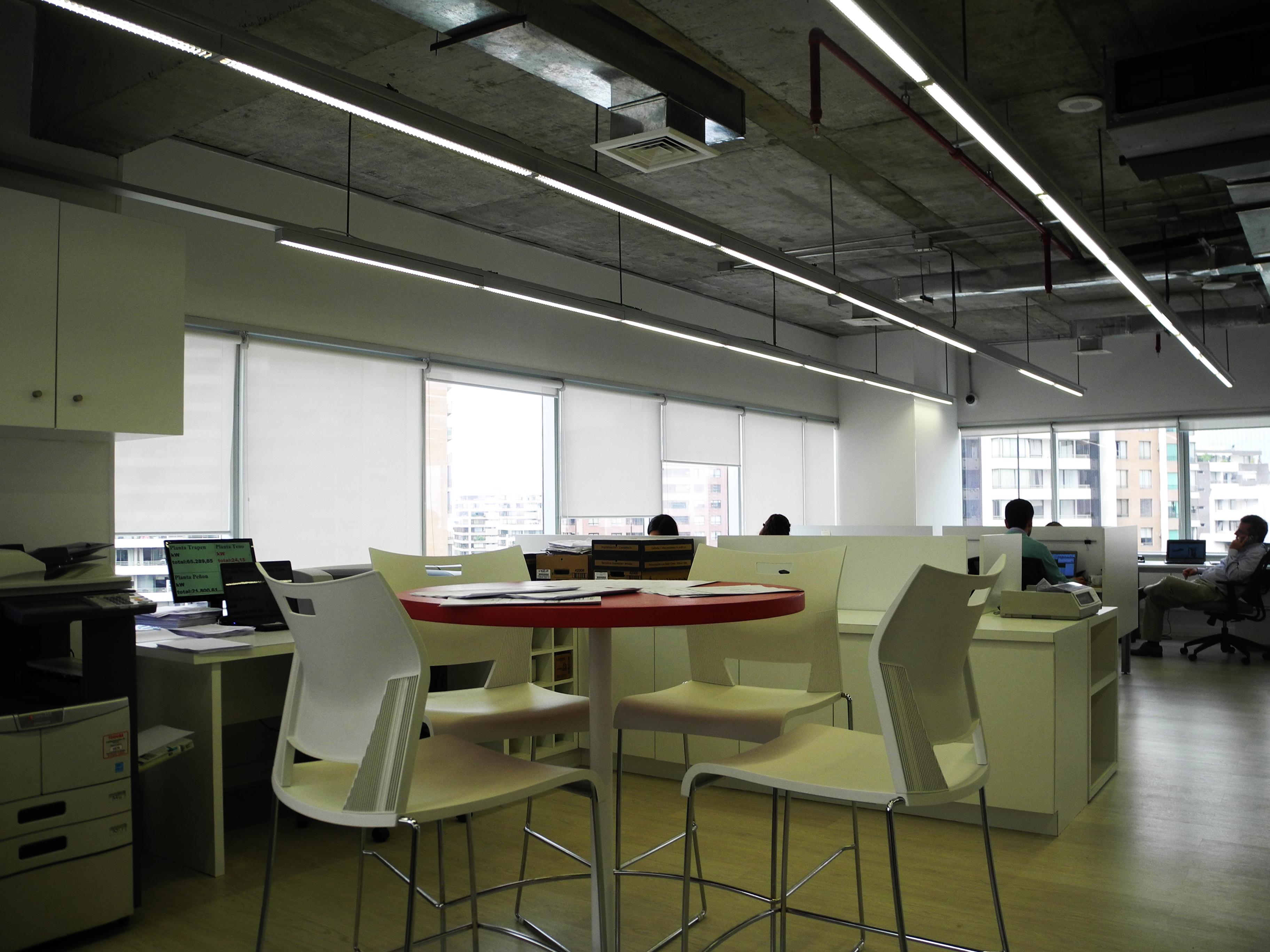 Oficina enlasa dimensionad arquitectura y decoraci n - Arquitectura y decoracion ...